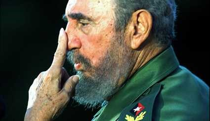 Cuban Icon of Revolution, Fidel Castro Died on His 9 Decades
