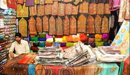 Photos: A traditional market in Zabol