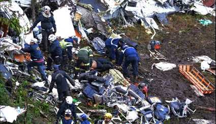 Brazil Plane of Football Players with 81 People on Board Crashes in Colombia