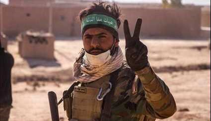 Iraqi Volunteer Forces Liberate More Regions near Tal Afar