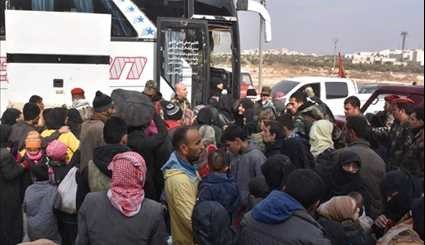 Syria: Thousands of Civilians Flee Terrorist-Held Eastern Aleppo