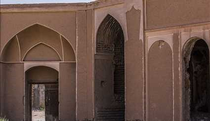 Historical house of Shotor Galo in Kerman