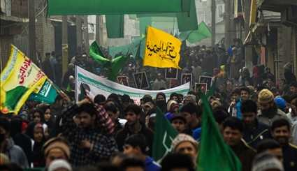 Indian Shias, Sunnis celebrate Prophet Mohammad birthday