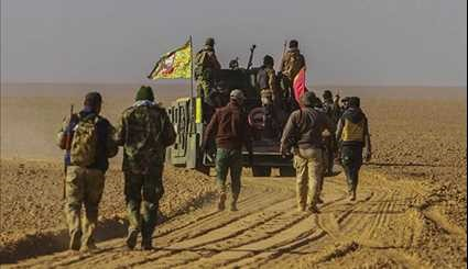 Iraqi Volunteer Forces Liberated Strategic Town, Two Villages, West of Mosul