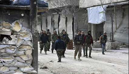 Syrian Army Forces Securing Eastern Aleppo for Extraction of Civilians