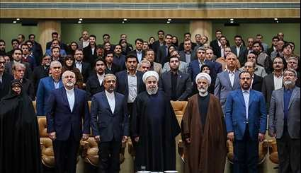 Iran Unveils Charter on Citizens' Rights