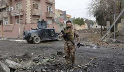 Iraqi Special Forces Bring Security to More Neighborhoods in Eastern Mosul