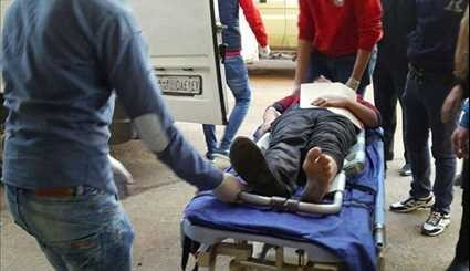 Over 15 Civilians Killed, Wounded in Terrorists' Mortar Attack in Dara'a