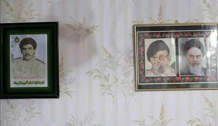 Leader's visit to Christian martyr's family revisited