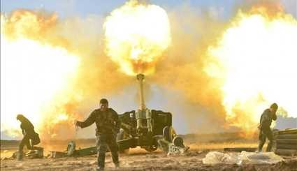 SECOND PHASE OF MOSUL OFFENSIVE BEGINS