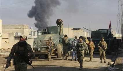 Iraqi Forces Launch Second Phase of Mosul Offensive against ISIL