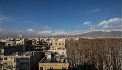 A view of daily life in Iran