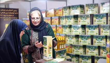 Organic products festival opens in Tehran