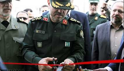 Iran launches SCA production line