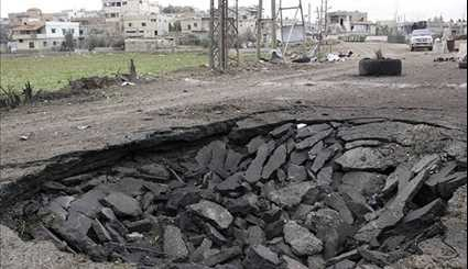 Five Killed, 15 Injured in Terrorist Car Bomb in Damascus Countryside