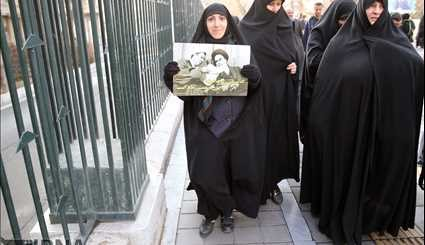 Iranians Hold Funeral Ceremony for Ayatollah Rafsanjani 2