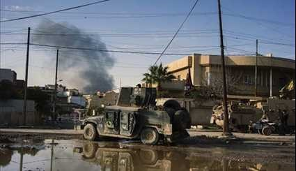 Iraqi Troops Reach Bank of Tigris River in Mosul