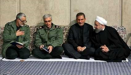 Memorial Service Held for Ex-Iranian President Rafsanjani