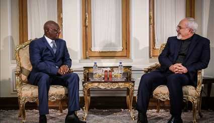 Mali's parliament speaker and foreign minister