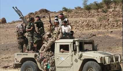 Yemeni Army, Popular Forces Preparing to Fight against Saudi Aggressors