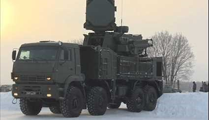 VIDEO,PICS: Russia Deployed S-400 Around Moscow Means a Sign of War?