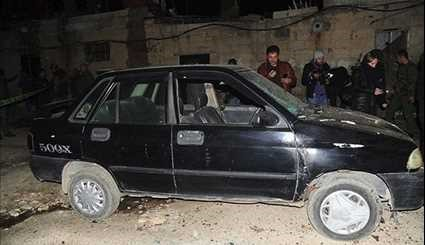 Syria: 8 Dead after Suicide Attack in Damascus Neighborhood