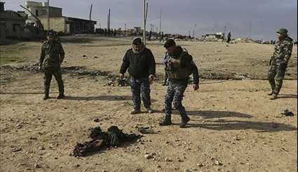Iraqi Forces in Battle with ISIL Raise Flag over More Areas near Mosul University
