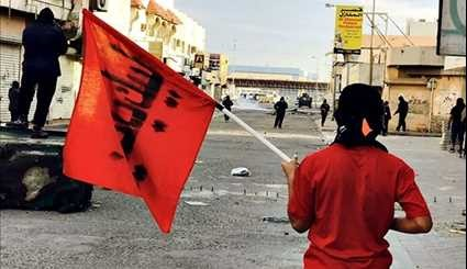 Bahrainis Keep on Protesting over Execution of Three Activists
