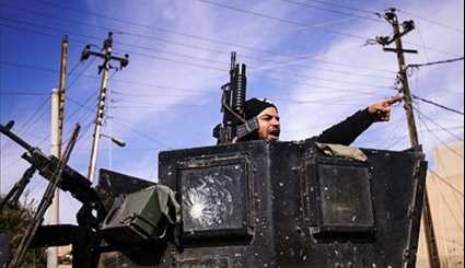 Iraqi Forces Advance Further in Mosul amid Clashes with ISIL Terrorists