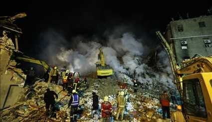 Rescue operations at Plasco site ongoing