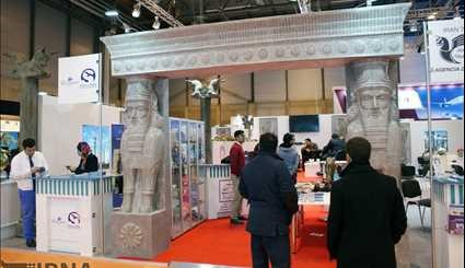 Iran attends Fitur International Tourism Fair in Spain