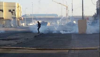 Protesters Clash with Regime Forces in Bahrain