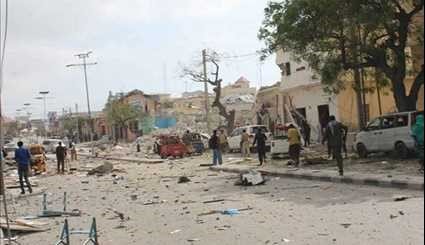 At Least 15 Killed after Gunmen Storm Hotel in Somali Capital