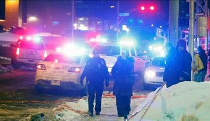DEADLY SHOOTING AT QUEBEC MOSQUE