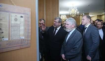 Iran, Russia Celebrate 5 Centuries of Ties