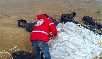 Humanitarian Operations Resumed in Damascus Countryside