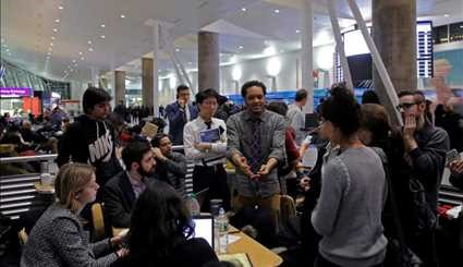 LAWYERS MOBILIZE AFTER TRAVEL BAN