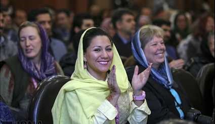 Members of the World Federation of Tourist Guides of the world arrived in Shiraz