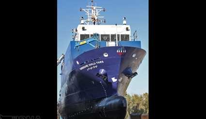 First oceanographic ship inaugurated