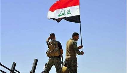 Iraq's Hashd Al-Shaabi Takes More Strategic Towns near Mosul