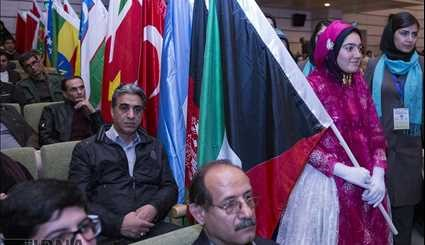 OIC Youth Capital opening ceremony in Shiraz