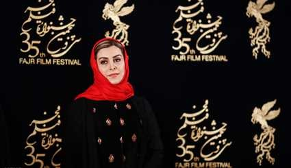 Fajr Filmfest. on 9th day