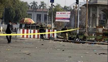 Taliban Suicide Attack in Pakistan Rally Leaves 14 Dead, 60 More Injured