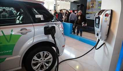 Tehran hosts intl. auto fair