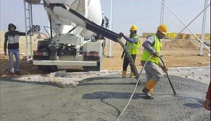 Construction of Karbala's International Airport Begins