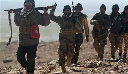 Iraqs' Battle for Western Mosul Underway