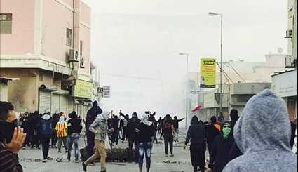 Bahrain: Police Clash with Protesters during Rally over Death of Young Man