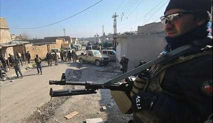 Iraqi Forces Push Their Way to Southern Edge of Mosul