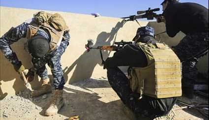 Iraqi Forces Advance towards Western Side of Mosul