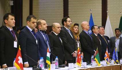 Tehran Hosts International Conference on Cooperation against Narcotics
